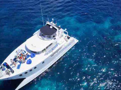 Private Luxury Yatch Bali