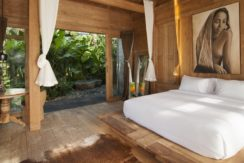 Villa Kayu - Bedroom