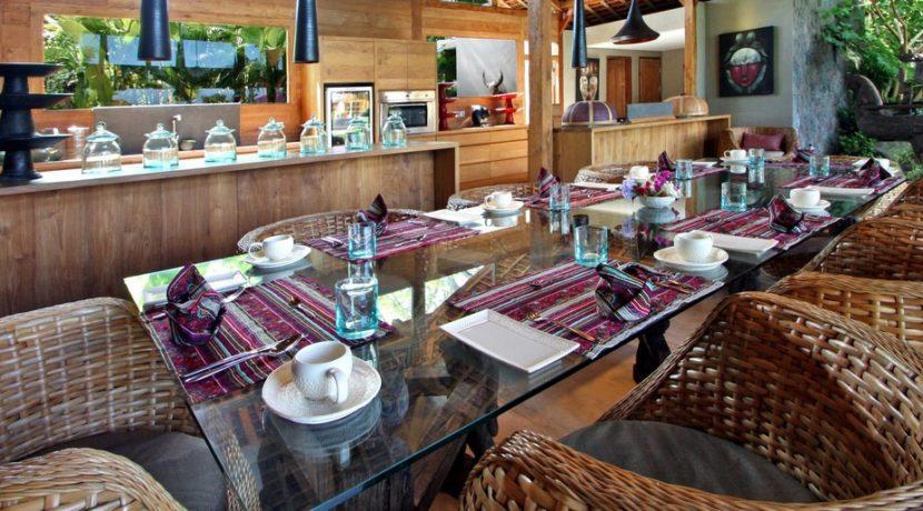 Villa Kalua - Dining Area