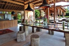 Villa Kayu - Dining Room