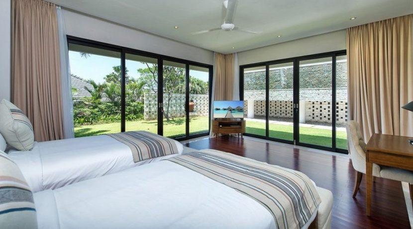 Villa Yamuna - Bedroom