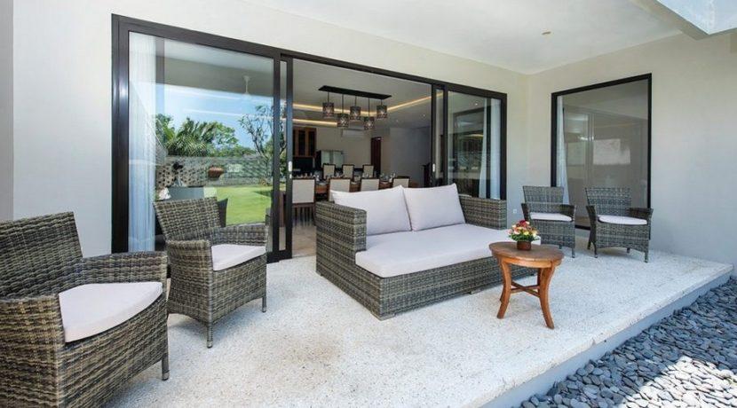 Villa Yamuna - Balcony