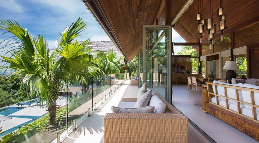 Avasara Residence - Balcony