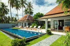 Baan Dalah Villa -  Villa in Koh Samui