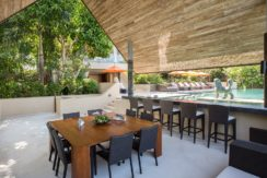 Atulya Residence - Outdoor Dining Area