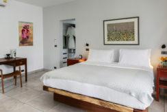 Baan Dalah Villa - Bedroom two interior