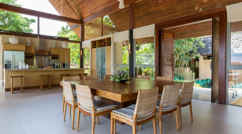 Avasara Residence - Dining and Kitchen