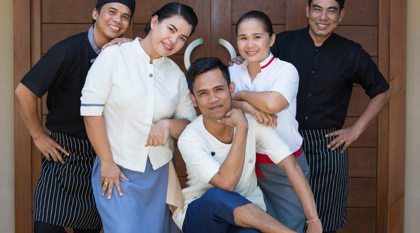 Avasara Residence - Staffs