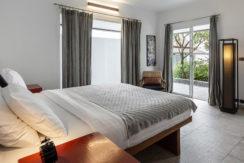 Baan Dalah Villa - Bedroom two setting