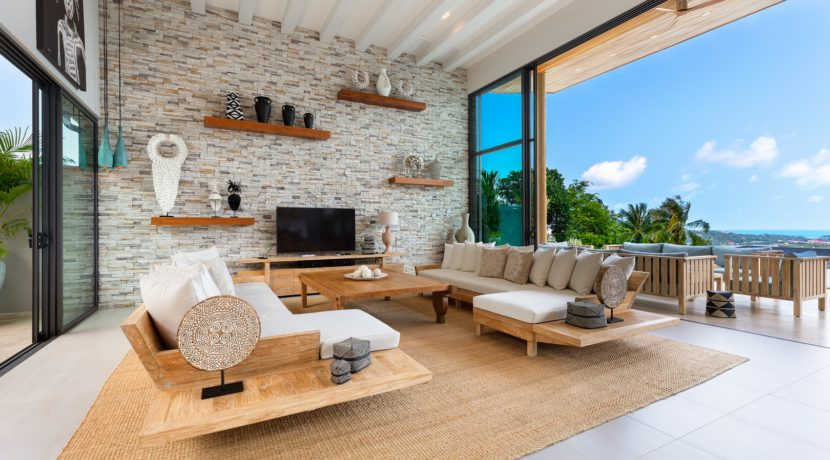 Villa Asi - Living Area
