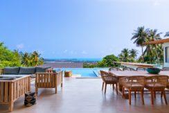 Villa Asi - Ocean View VIlla in Koh Samui