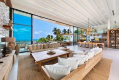 Villa Asi - Living Area Outlook