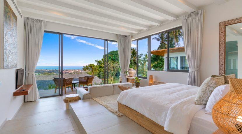 Villa Asi - Luxury Bedroom Outlook