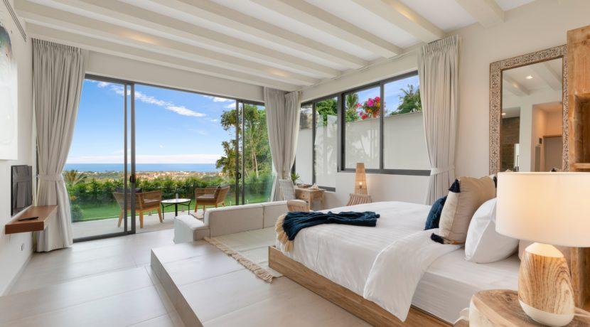 Villa Asi - Bedroom Outlook