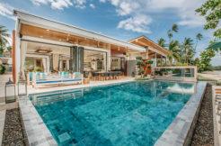 Villa Suma - Beachfront Villa in Koh Samui