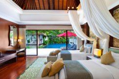The Laguna Villa Pool Cabana - Villa in Nusa Dua