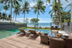 Villa Soong - Beachfront Villa at koh Samui