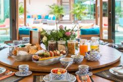 Angthong Villa - Energising breakfast