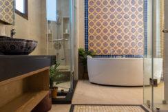 Angthong Villa - Bedroom four ensuite bathroom design