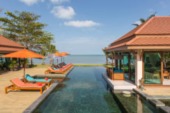 Angthong Villa - Absolute Beachfront Villa