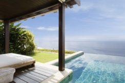Chintamani Ocean Suite - Private Plunge Suite Ocean View