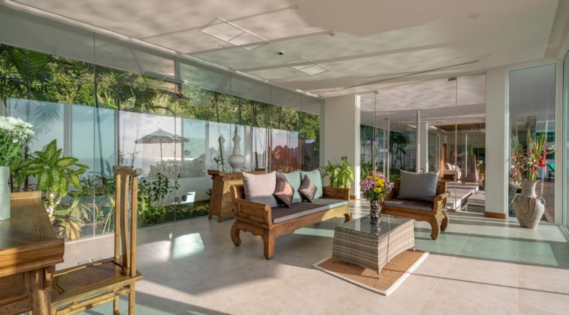 Villa Solaris - Sitting room