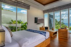 Villa Solaris - View from first master bedroom