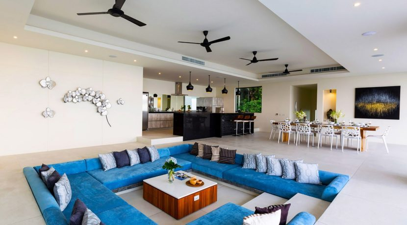 Villa Spice - Living and Dining Area