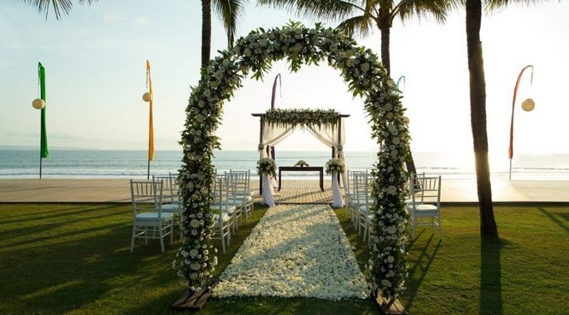 Pavilion Seminyak - The Wedding Arc