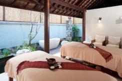 Sudamala Suranadi Villas - Mango Tree Spa Treatment Room for Couple