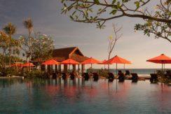 Sudamala Suranadi Villas - View to the Beach