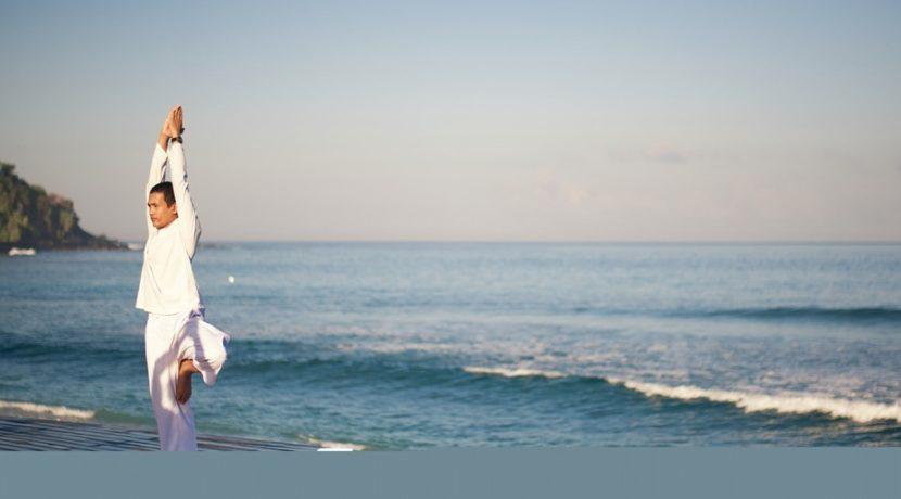 Sudamala Suranadi Villas - Beach Yoga