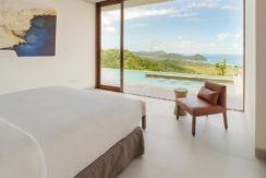 Villa Maleo - Master Bedroom Outlook