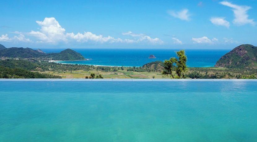 Villa Maleo - Ocean View Villa in Lombok