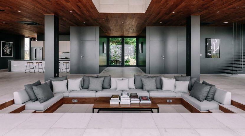 Villa Samsara - Living area setting