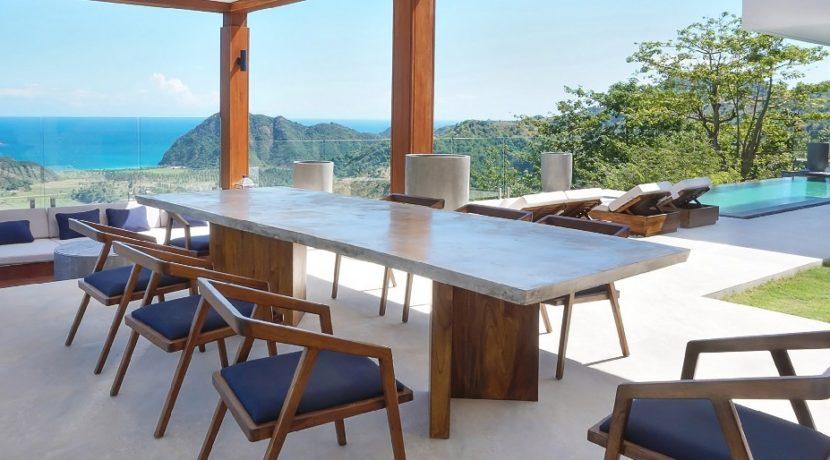 Villa Sandbar - Alfresco dining