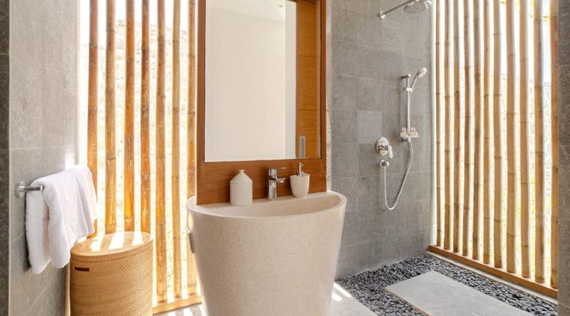 Villa Sandbar -Bathroom design
