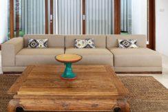 Villa Sandbar - Comfortable living area