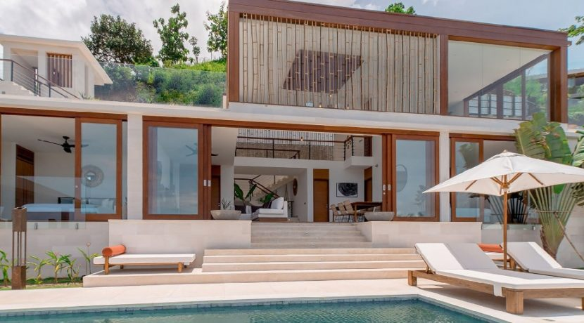 Villa Sandbar - Stylish villa facade