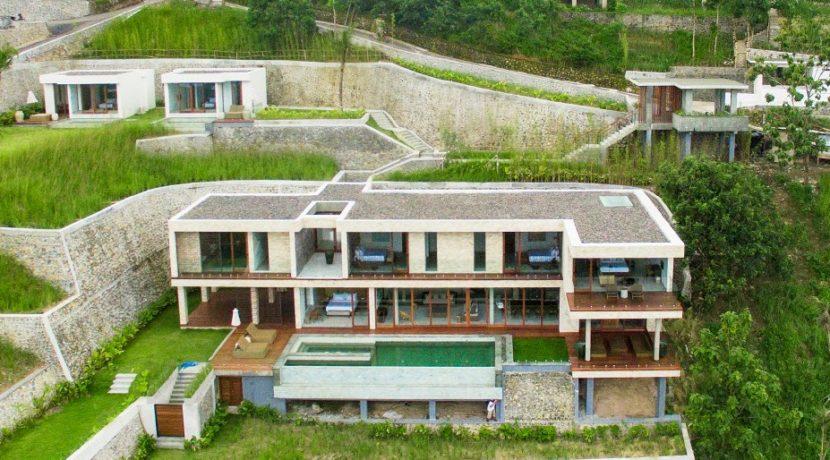 Villa Maleo - Aerial
