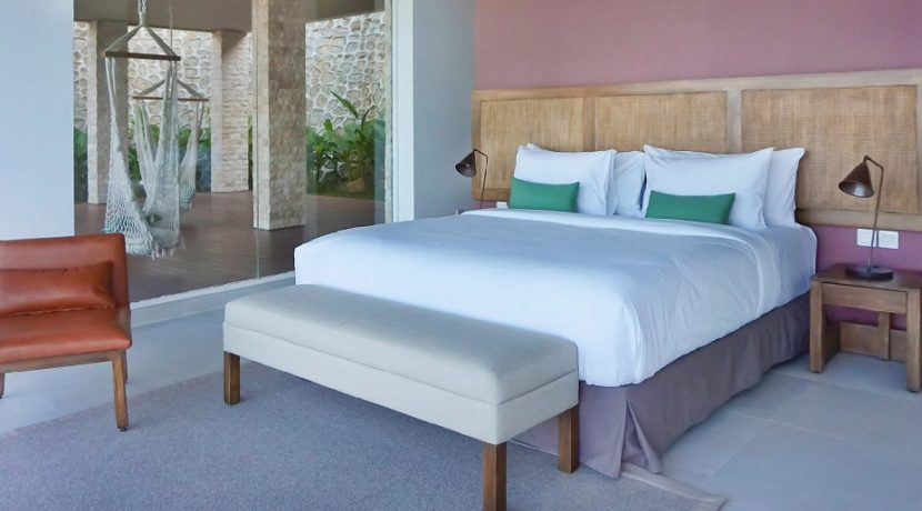Villa Maleo - Master Bedroom
