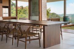 Villa Maleo - Dining Area Design