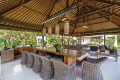 Villa Jagaditha - Dining Area