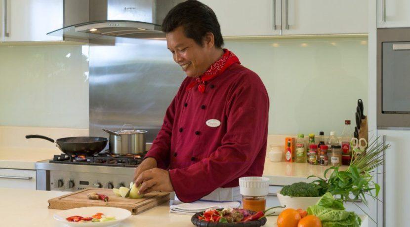 Villa Jagaditha - Professional Chef