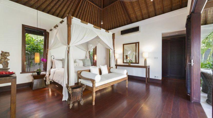 Villa Jagaditha - Master Bedroom