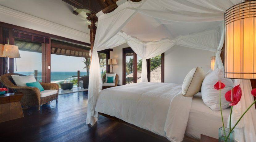 Villa Jagaditha - Master Bedroom Outlook