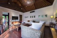 Villa Jagaditha - TV Lounge