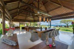Villa Jagaditha - Living and Dining Room