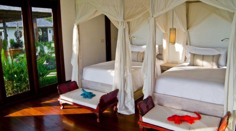 Villa Jagaditha - Twin Bedroom